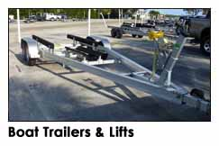Boat Trailers & Lifts