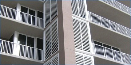 Architectural Products|Louvers