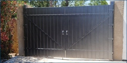 Welded Enclosure/Fence & Gate System