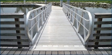 Our Products|Dock Deck Bleachers Seawall