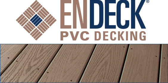 Decking midland vinyl products for Vinyl decking material