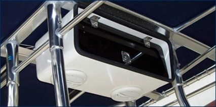 Marine Extrusions & Accessories|Fiberglass Electronics Boxes