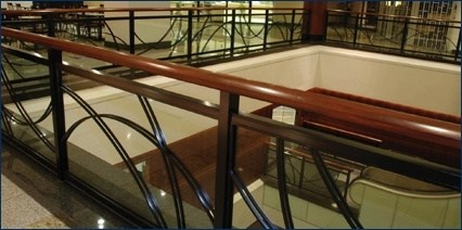 Our Products|Handrail Extrusions